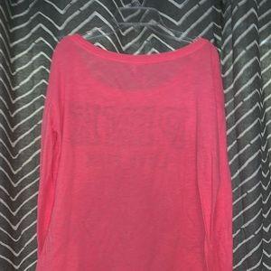 PINK Victoria's Secret Tops - Women's Victoria's Secret PINK Size S Shirt Pink